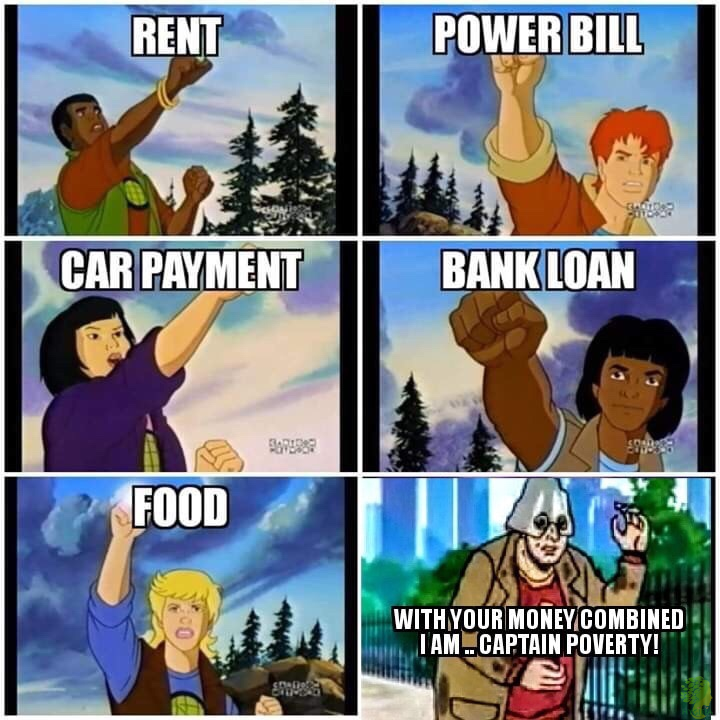 Susan Sarandon, Jill Stein, and Ralph Nader, with their powers combined they are 'Captain Poverty'  😎#A1S8C12 @SusanSarandon @DrJillStein @RalphNader