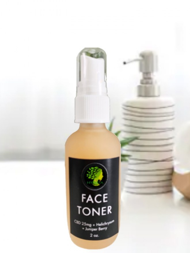 25mg Face Toner w/ Dragon's Blood